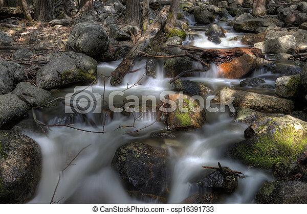 Yosemite National Park - csp16391733