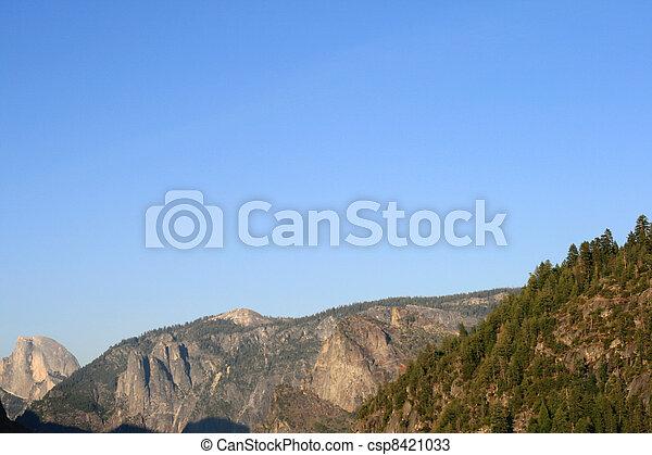 Yosemite National Park - csp8421033