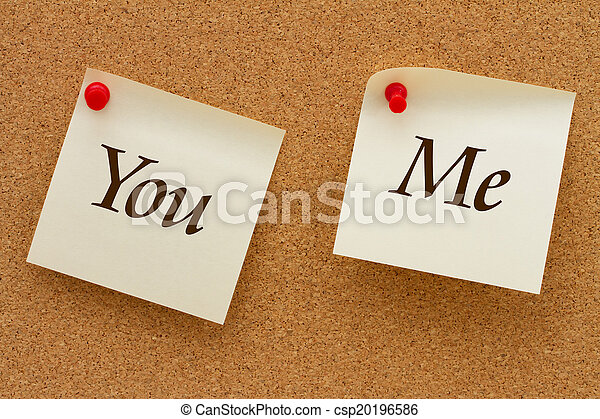 You and Me - csp20196586