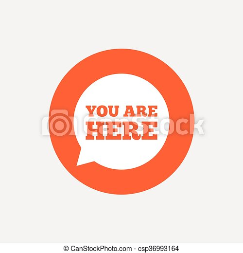 You are here sign icon info speech bubble map pointer with clip vector you are here sign icon info speech bubble csp36993164 publicscrutiny Gallery