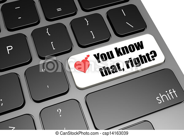 You know that right - csp14163039