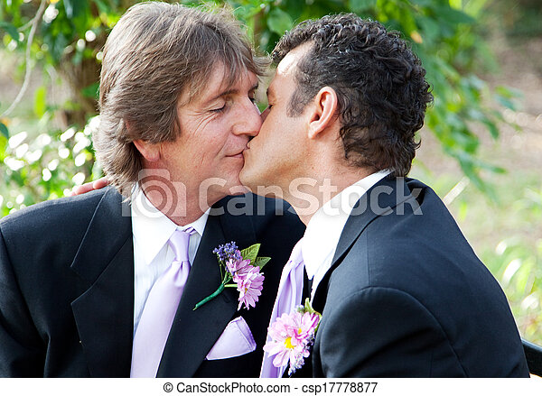 You May Kiss the Groom - csp17778877