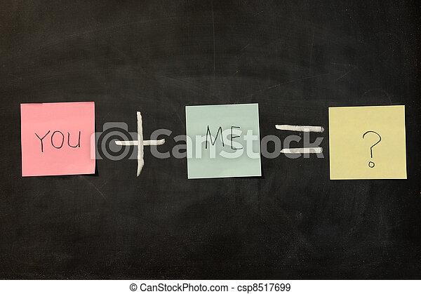 You plus me - csp8517699