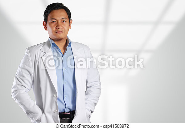 Asian male doctor not meaningful