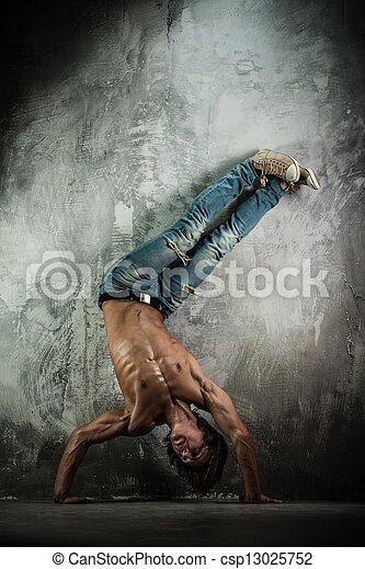 Delirium, opinion Naked hip hop dancer apologise