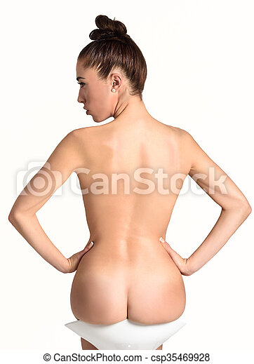 women back Nude