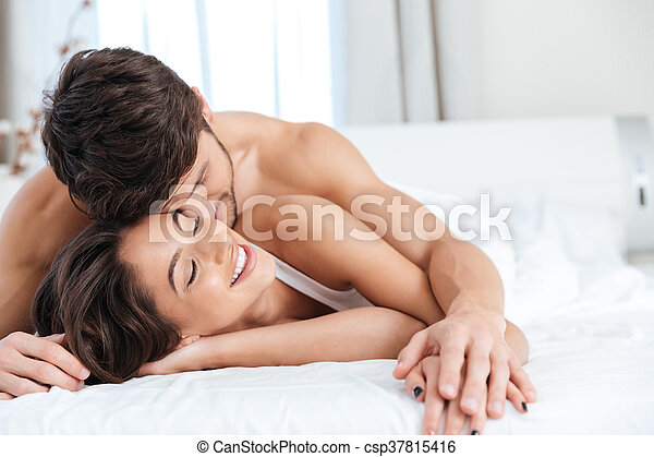 Love on the bed