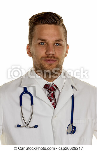 young doctor - csp26629217