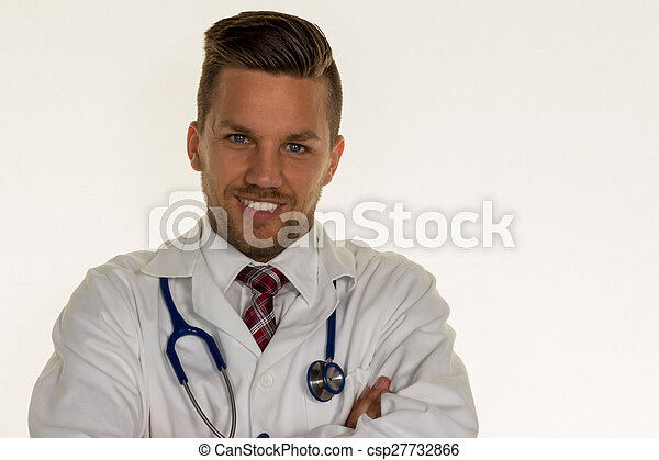 young doctor - csp27732866