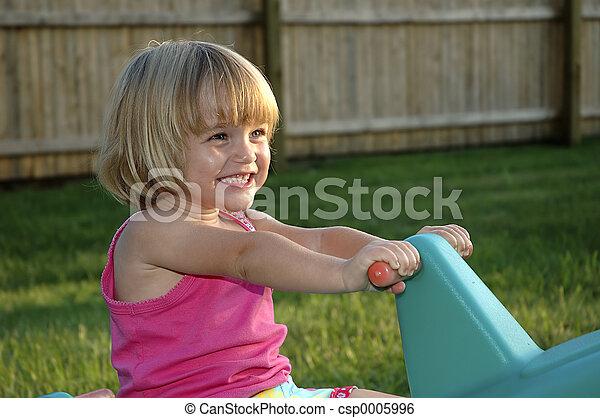 Young Girl 4 - csp0005996