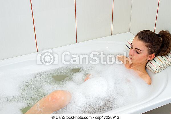Sexy in the bathtube geil in der badewanne