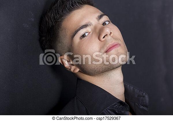 Young man - csp17529367