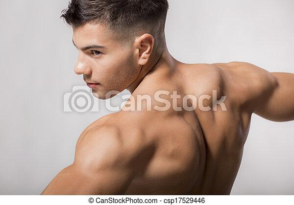 Young man - csp17529446