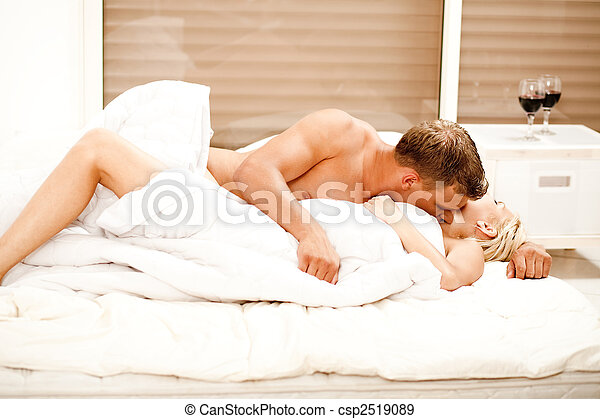 married couples making love