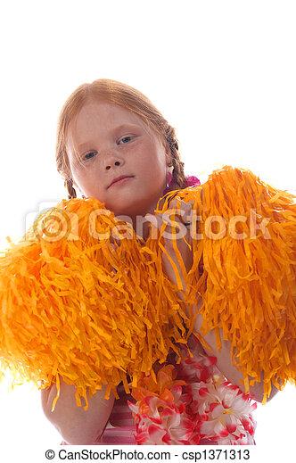 Something is. redhead cheerleader galleies consider