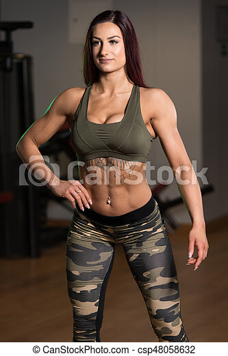 physically fit females