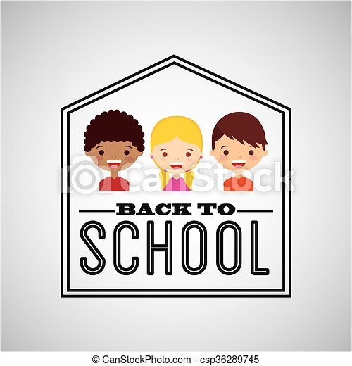 young students design - csp36289745