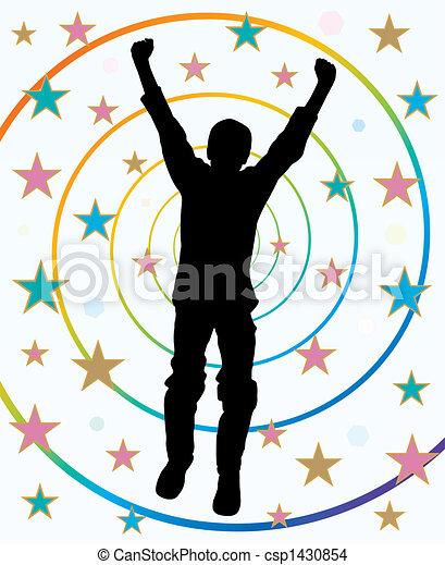 Young winner - csp1430854