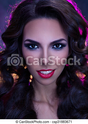 Young woman portrait - csp31883671