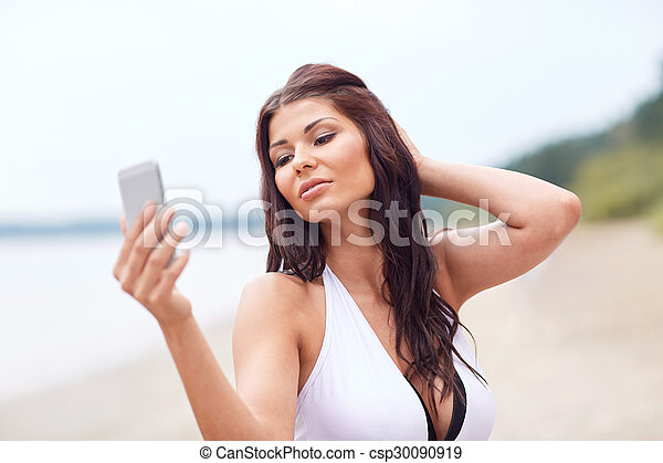 Consider, that hot nude young selfie girl scandal!