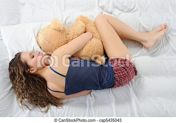 Women having sex with a teddy bear opinion