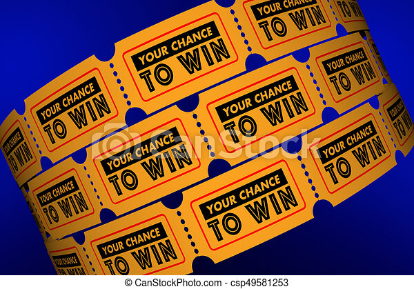 win a raffle