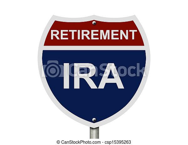 Your IRA Retirement Fund - csp15395263