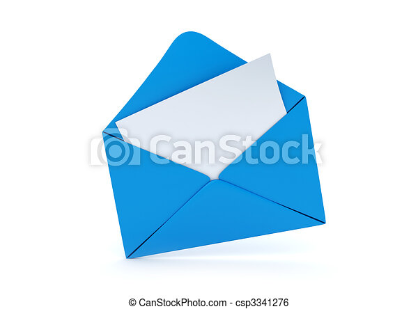 You\'ve got new mail - csp3341276