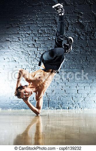 złamcie taniec - csp6139232