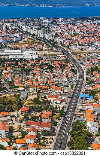 Zadar aéreo - csp15832021