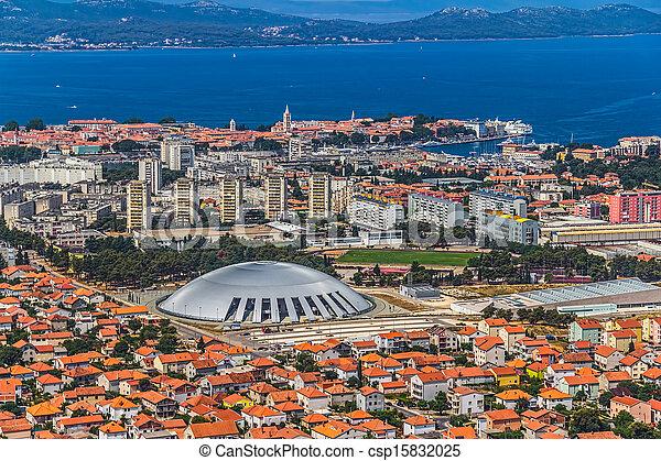Zadar aéreo - csp15832025