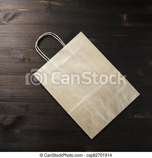 zak, ambacht, papier - csp62701914
