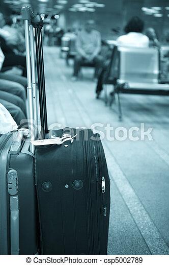 zak, het reizen - csp5002789
