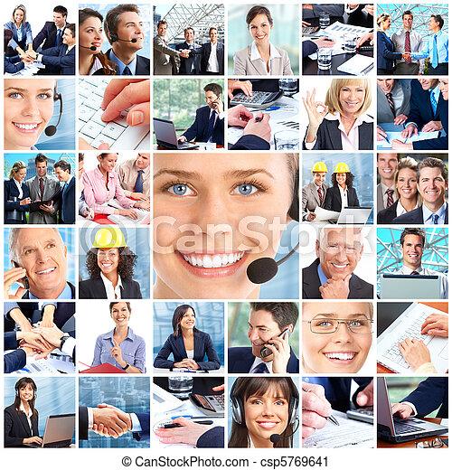 zakenlui - csp5769641