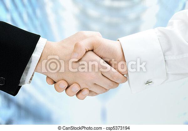zakenlui - csp5373194