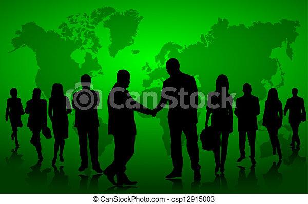 zakenlui - csp12915003