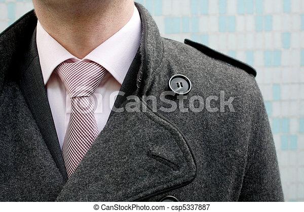 zakenmens  - csp5337887
