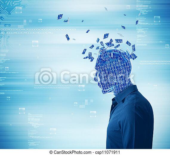 zależność, internet - csp11071911
