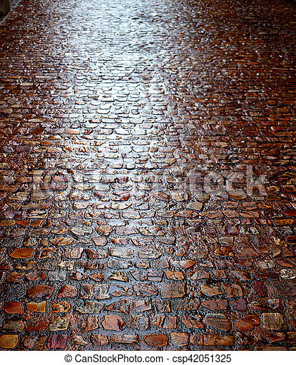 cobblestone floor texture. Plain Texture Zamora Stone Cobblestone Floor Texture Spain  Csp42051325 With Cobblestone Floor Texture E