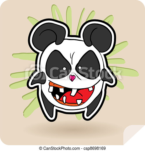 Zangado Panda