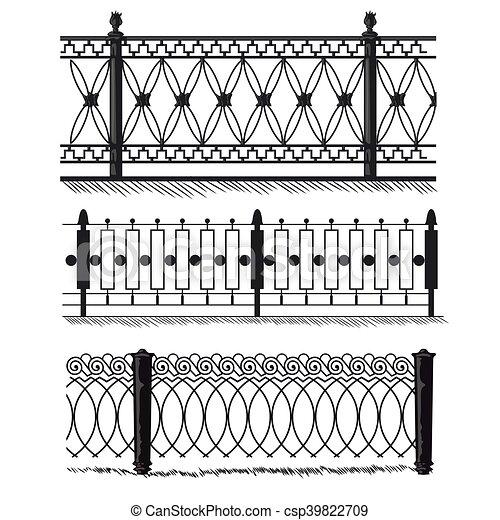 zaun tore fences wrought eisen metall gegenst nde architektur tor gitter zaun tore. Black Bedroom Furniture Sets. Home Design Ideas