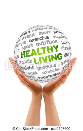 zdrowe życie - csp9797600