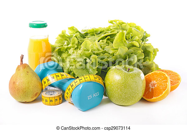 zdrowe jadło - csp29073114