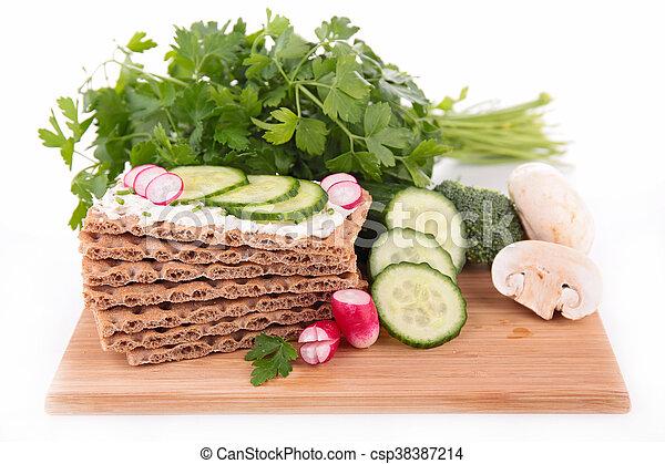 zdrowe jadło - csp38387214