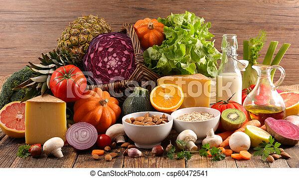zdrowe jadło, skład - csp60472541