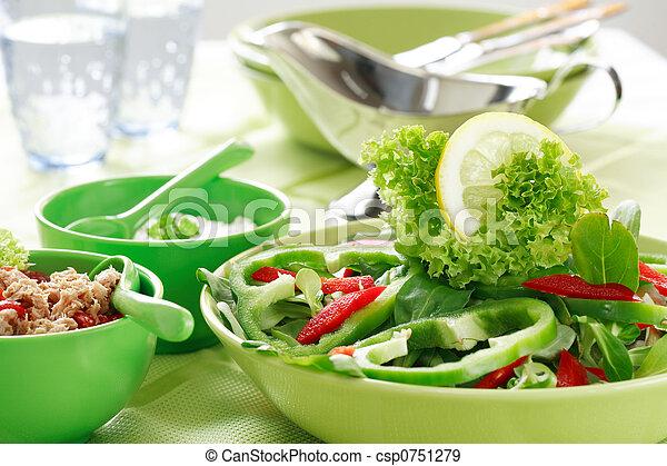 zdrowe jadło - csp0751279