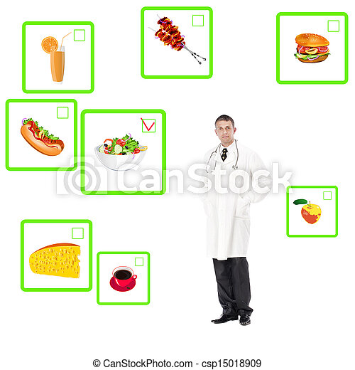 zdrowe jadło - csp15018909