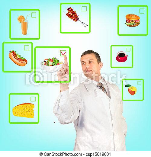 zdrowe jadło - csp15019601