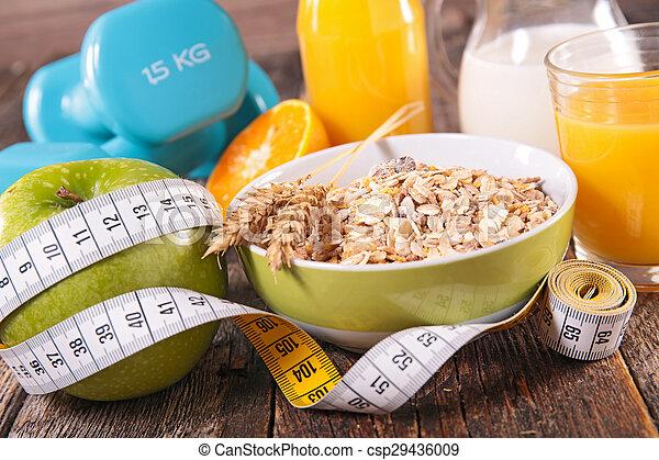 zdrowe jadło - csp29436009