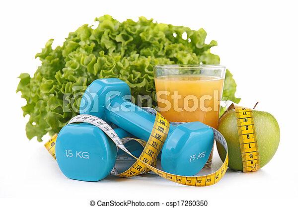 zdrowe jadło - csp17260350